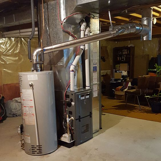 water heater furnace